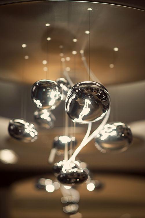 Artemide hanglamp Galaxy - Doornebal Interiors