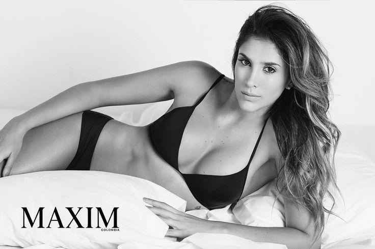 Daniela Ospina enloquece a muchos por sus atributos