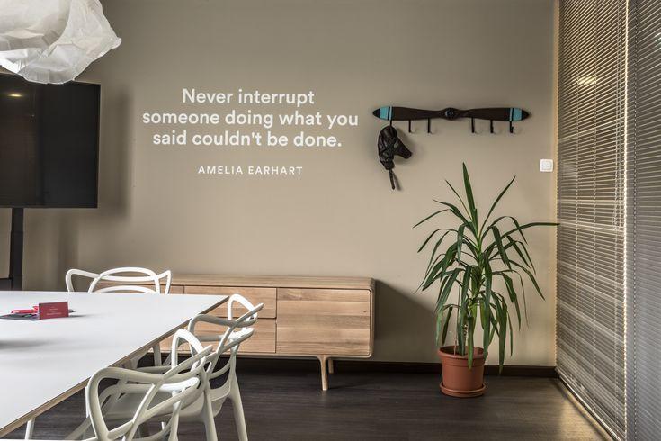 Meeting-Raum epunkt Internet Recruiting GmbH, Linz