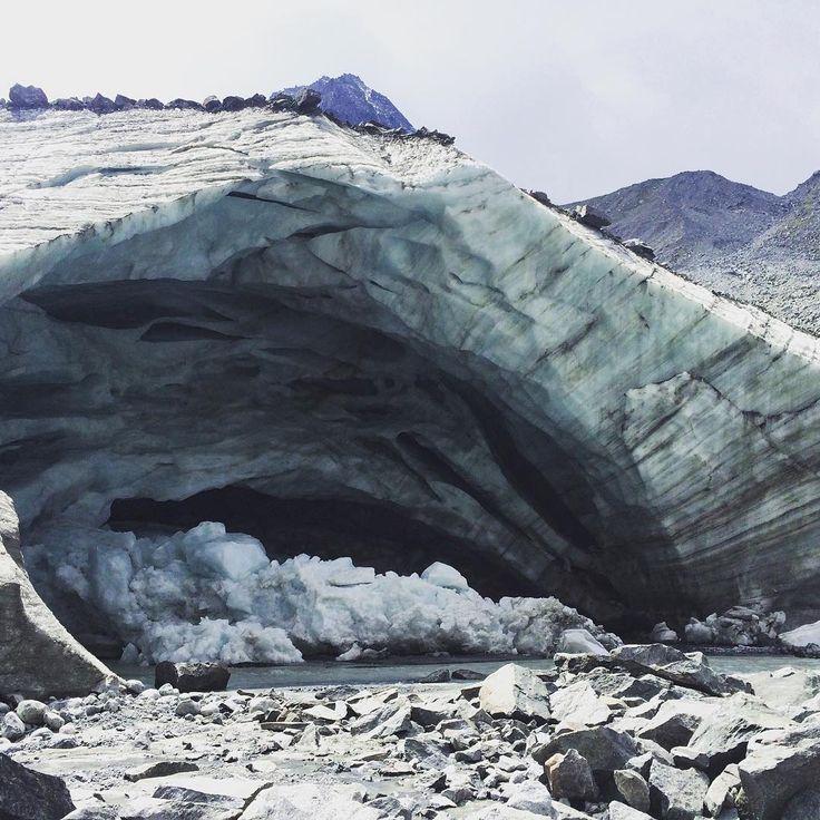 #ледник #Аккем #алтай #поход #instaaltay #rocks #glacier #altay #hiking #ice…