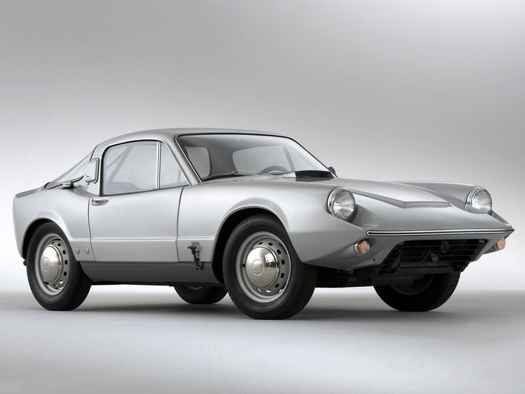 Saab Sonett II from 1966 is the coolest thing to drive!