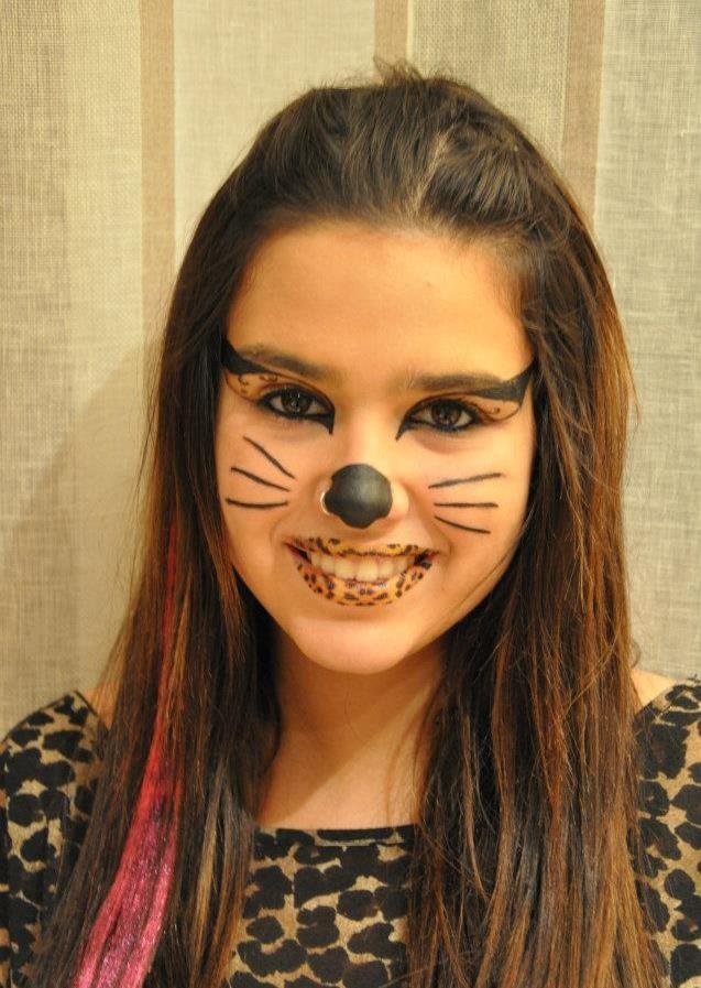 Maquillaje de carnaval: Makeup