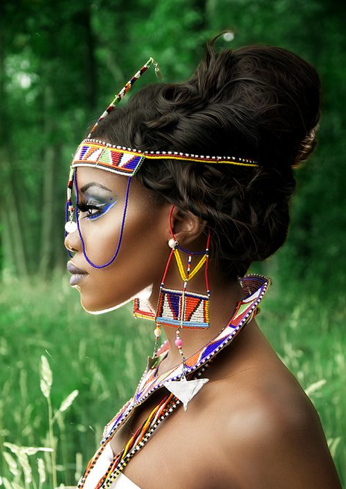41 Best Images About African Costume On Pinterest