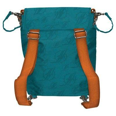 NFL Miami Dolphins LilFan Diaper Bag