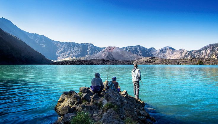 There over 20 villages surround Mt. Rinjani and there are many routes up the mountain, but the main access is from Senaru in the north and Sembalun Lawang to the east. The challenging three-day...