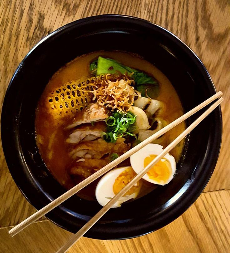 """66 Likes, 3 Comments - @rileystgarage on Instagram: """"We've added a few new dishes to our Pit Stop lunch menu, including this delicious Ramen. Our Pit…"""""""