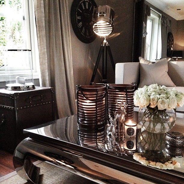 Thank you @anitadrops for the amazing leather hurricanes  i L O V E them! Sooo big 〰p e r f e c t  #interior #interiordecor #roomforinspo #home #house#decor#love#tmdesign #glamtable #Padgram