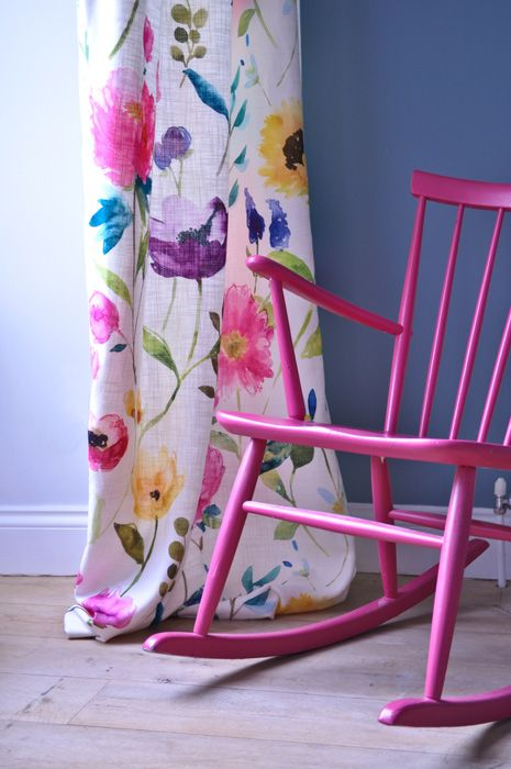 Chair and fabric