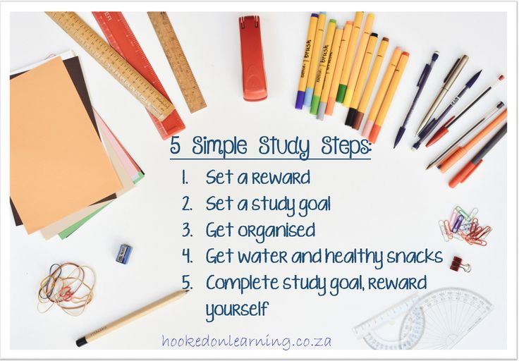 5 Simple Steps to get the best out of your studies. Senior Study Skills Course: Section - School Confidence. Lesson 2: Self-Motivation