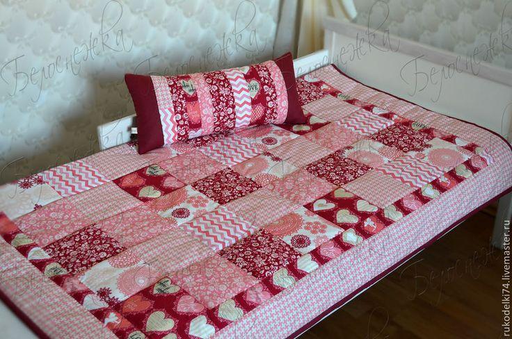 Подушка валик - Ярмарка Мастеров - ручная работа, handmade