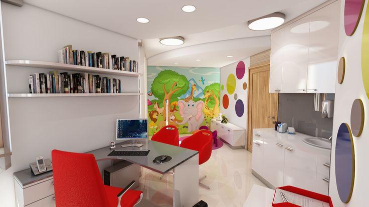 gabinet pediatryczny w Bochni