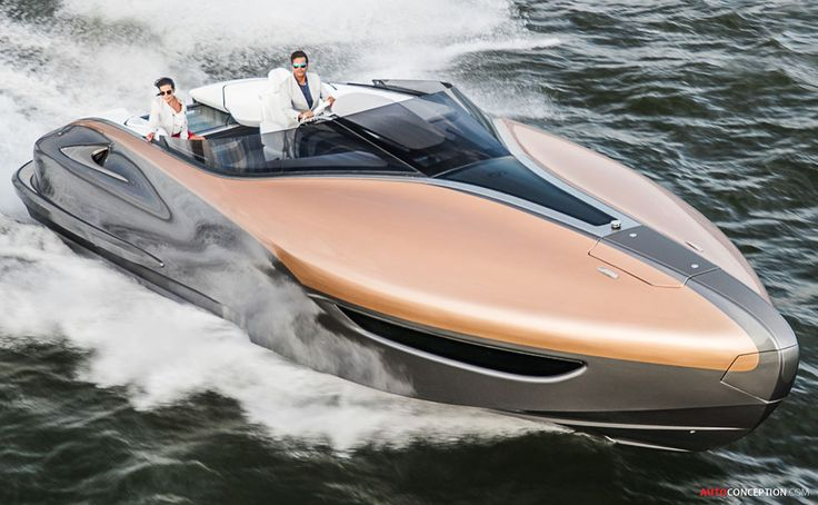 2017 Lexus Sport Yacht Concept - Tap the link to shop on our official online store! You can also join our affiliate and/or rewards programs for FREE!