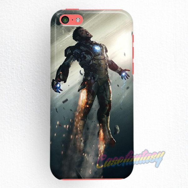 Iron Man 3 & Shane Black's iPhone 5C Case | casefantasy