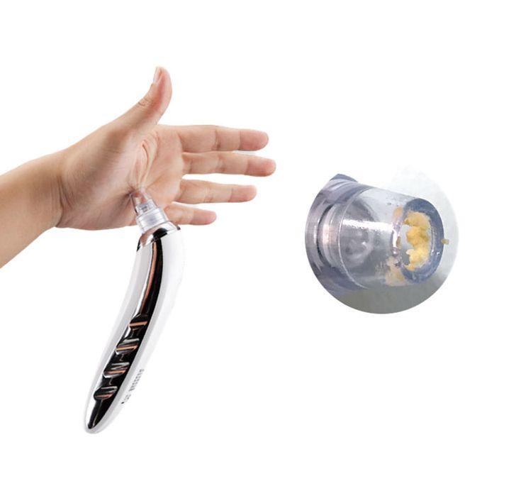 Electric Vacuum Suction Blackhead Acne Remover Device Pore Cleanser Machine