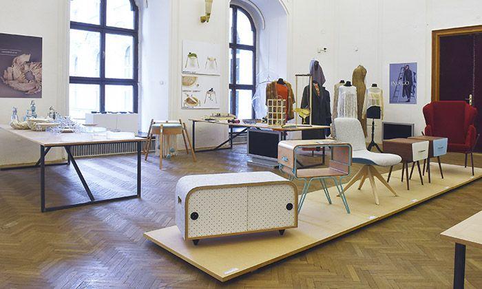 Brno vystavuje nejlepší studentský design roku 2017