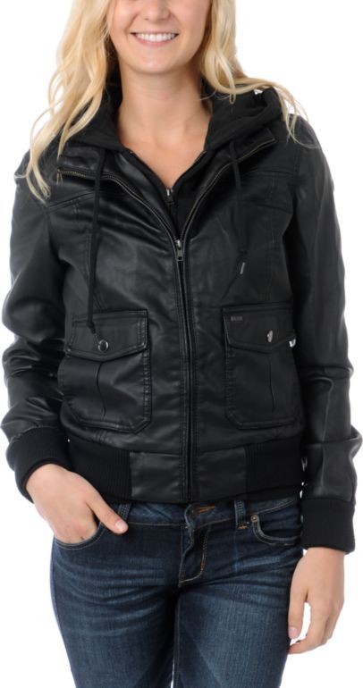 31 best Leather Jackets images on Pinterest | Leather jackets ...