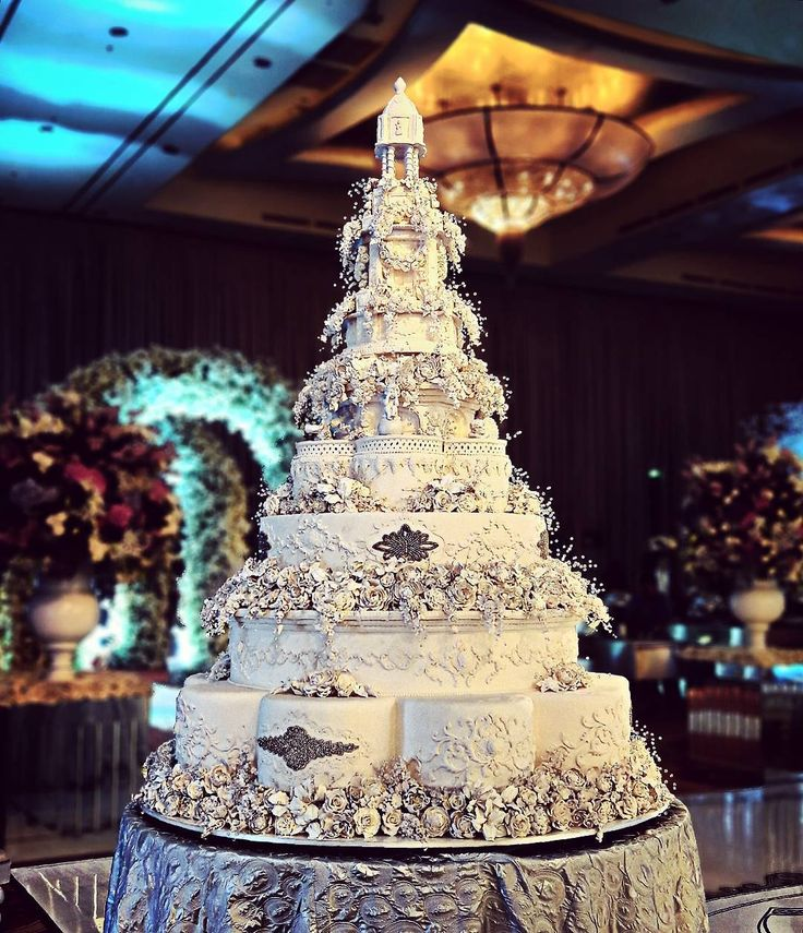 Persian Wedding Cake