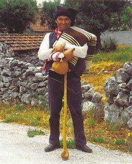 Trajes de Portugal: Pastor – Minde – Estremadura
