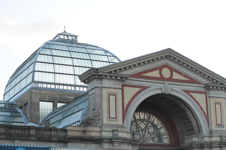 Alexandra Palace, London N10
