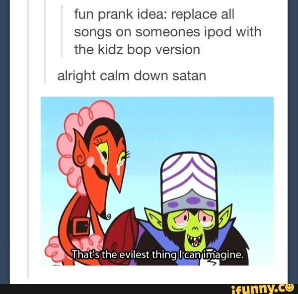 fun, prank, idea