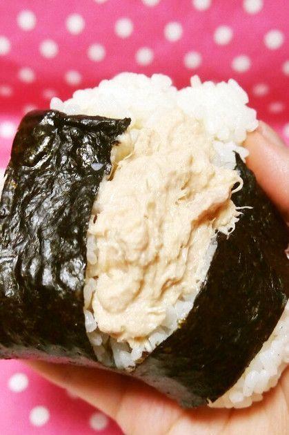 油が染み出ない♬ツナマヨおにぎりの作り方 by ゆっちゃん*♡* [クックパッド] 簡単おいしいみんなのレシピが221万品