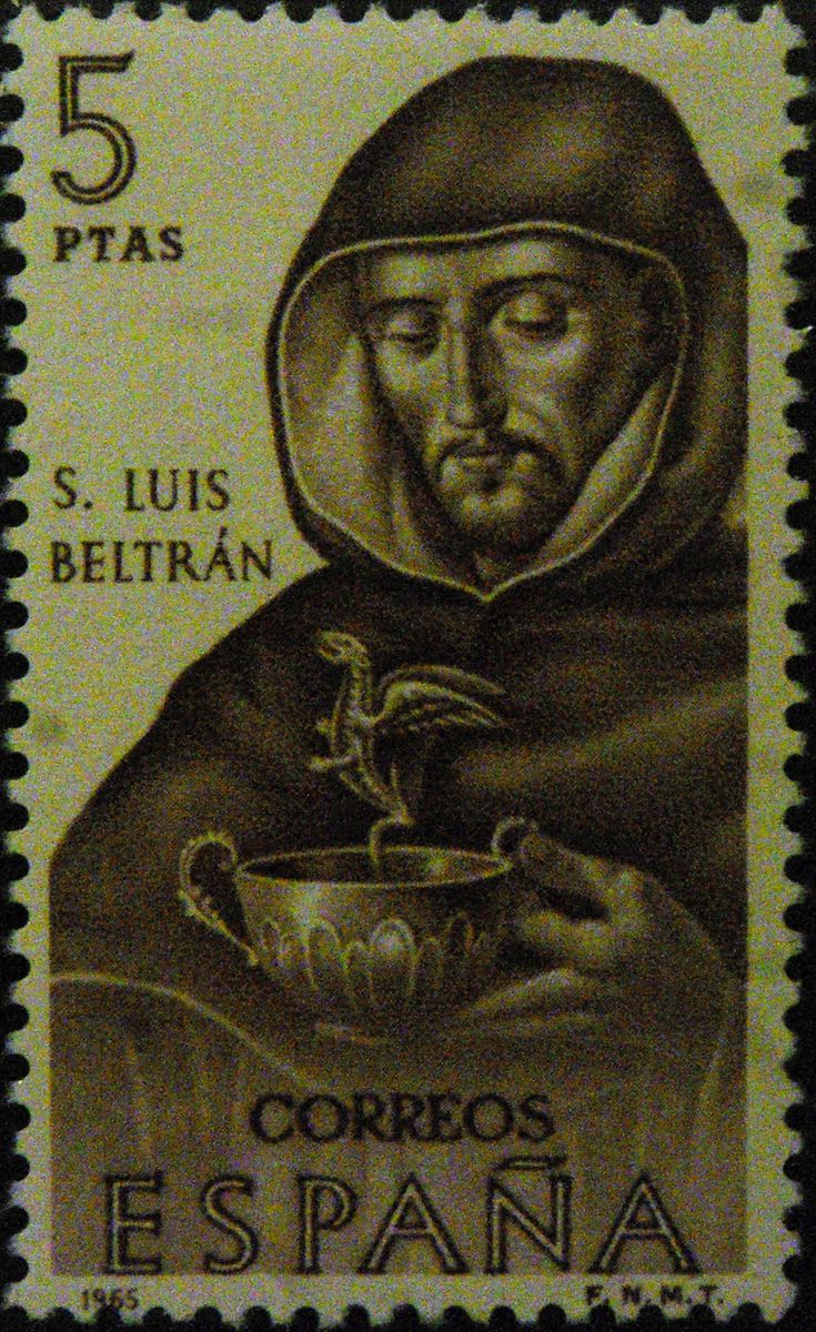 Sellos - S. Luis Beltrán