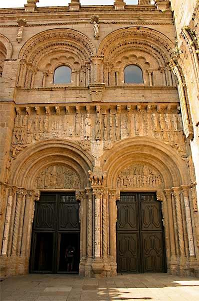 Porta de  Platerias   Catedral de Santiago