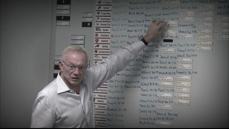 DALLAS COWBOYS DRAFT BOARD: Eighty-Two Team-Screened NFL Draft Prospects | Dallas Cowboys War-Room Cheatsheet | 2015 Dallas Cowboys Draft Primer