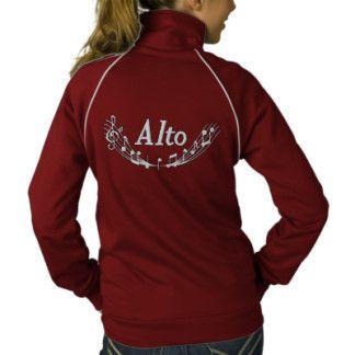 Embroidered Alto Choir Jacket