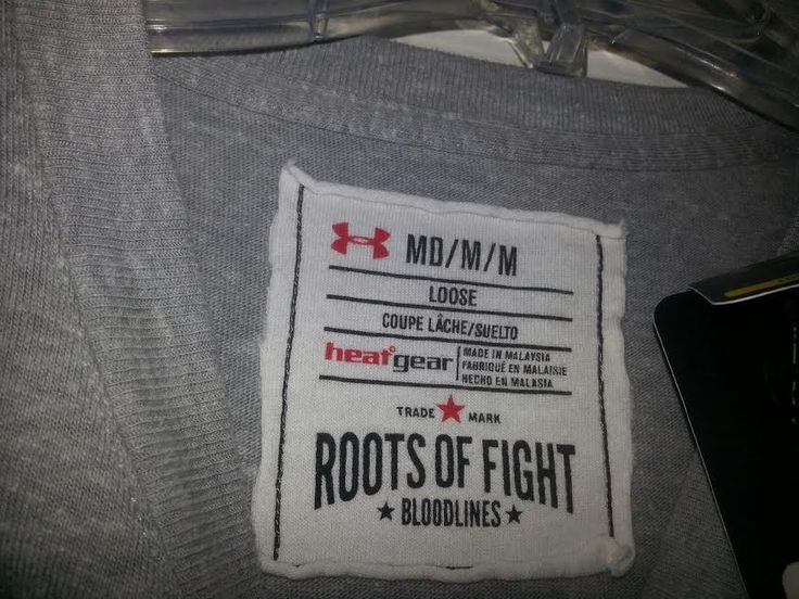 Under Armour Roots Of Fight