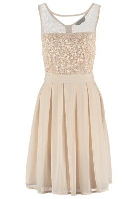 Cocktailkleid / festliches Kleid - blush