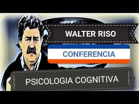 Una hora de psicologia cognitiva 7. Walter Riso. Conferencia Magistral q...