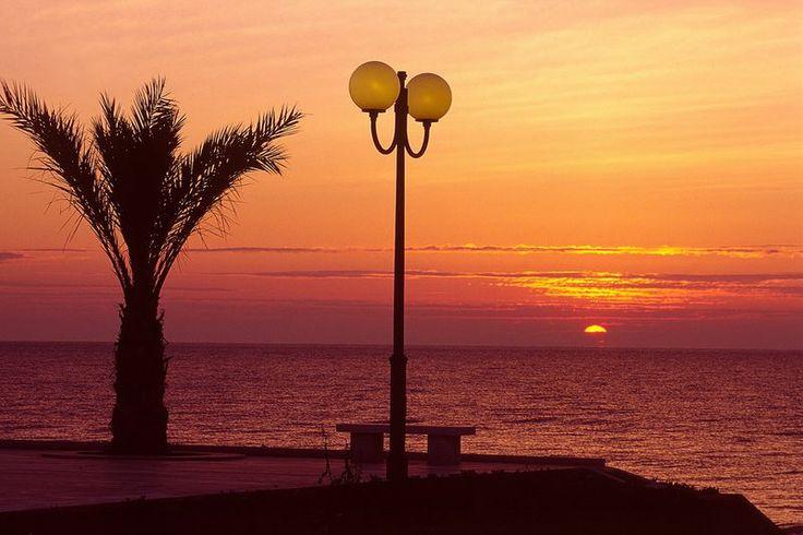 Policoro - sunset