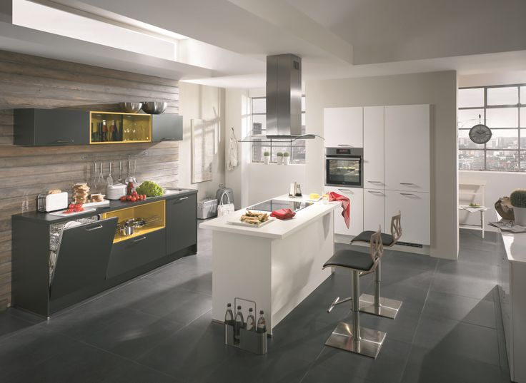 8 best Nobilia Color Concept images on Pinterest Concept - nobilia küchen günstig kaufen