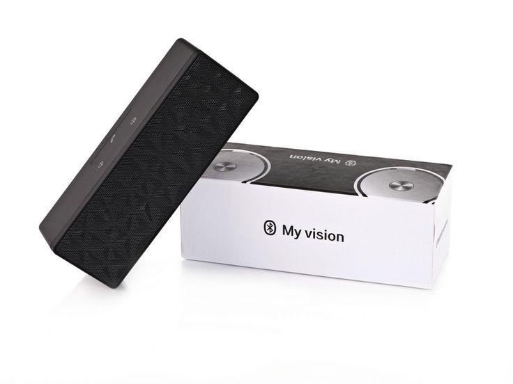 Bluetooth Колонки Haut Parleur Bluetooth-динамик Нч-Динамик Мое видение N16 Алюминиевый Мини Bt Динамик С AUX Handsfree TF Слот Для Карты