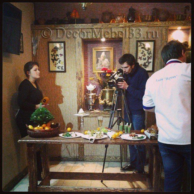 """Производство деревянной мебели под старину """"ЛиК-Мебель"""" предлагает мебель в дом, баню, кафе, бар, ресторан и т.д. vk.com/decormebel33"""