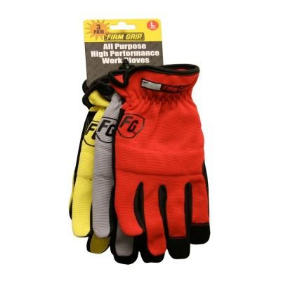 Firm Grip High Dex Glove 3 Pack 3101 96 At The Home