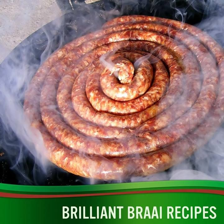 A selection of our most popular W4D braai recipes...