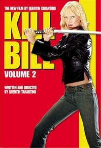 Kill Bill Vol. 2 with Uma Thurman