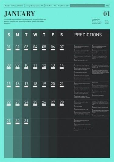 Graphic Design Calendar Ideas : Best graphic design calendar ideas on pinterest