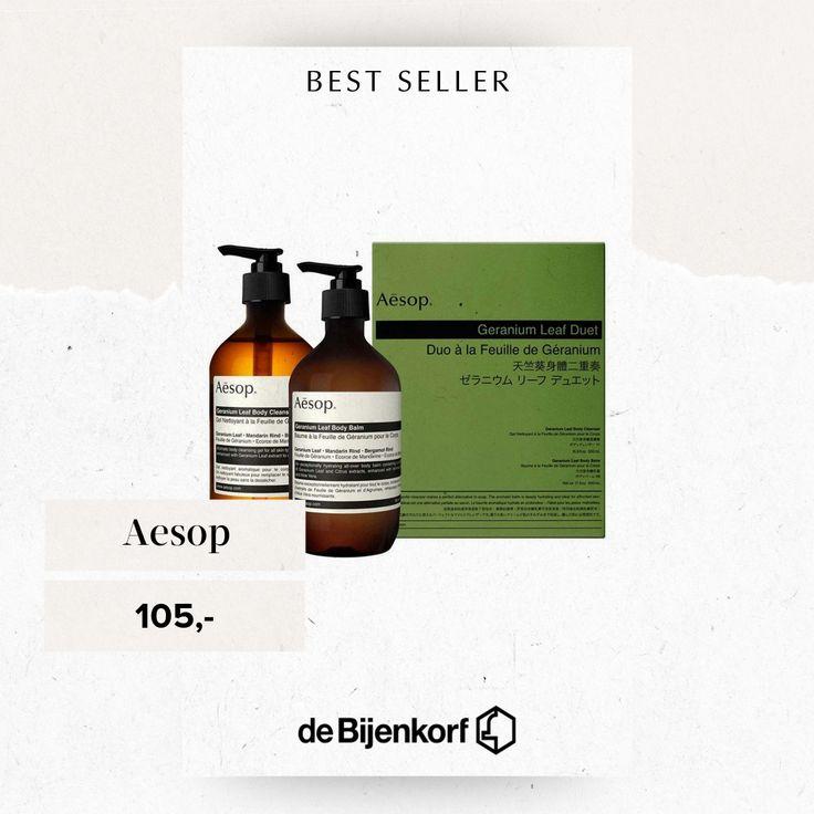 Shop Aesop cadeausets online bij de Bijenkorf