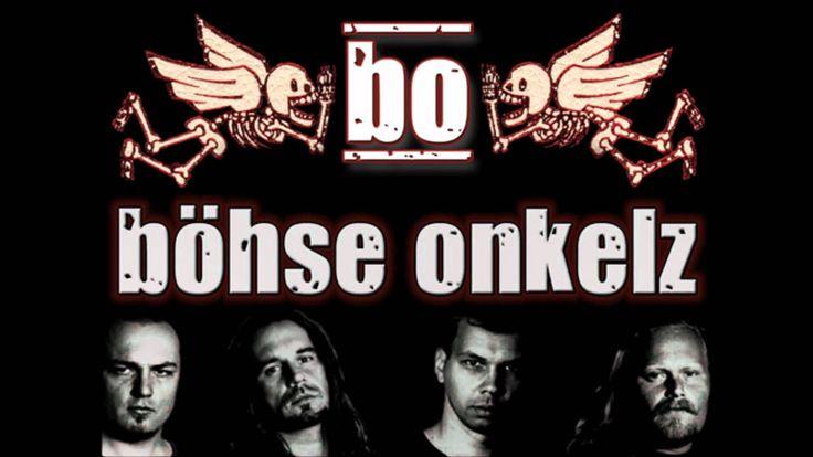 """Böhse Onkelz - Ich """"Lyrics"""""""