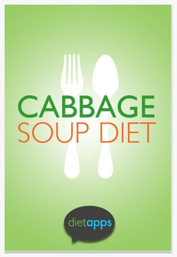 For Quick Weight Loss - cabbage soup diet app.