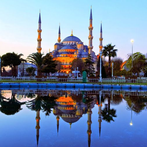 Mosquee Bleue Istambul