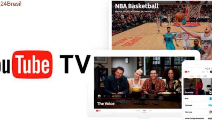 Smart TVs da Samsung recebem suporte para app do YouTube TV