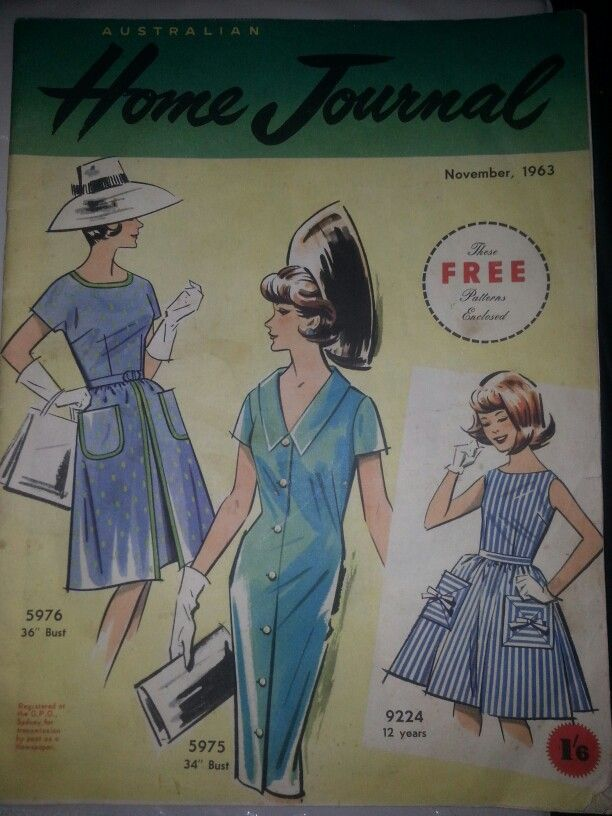 Image result for Australian home journal 1963
