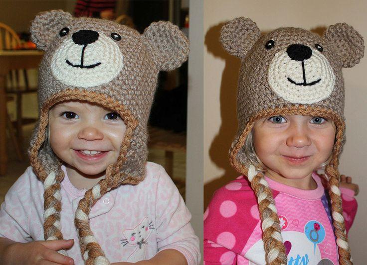 Tico the Teddy Bear - www.ReglyCreation.com