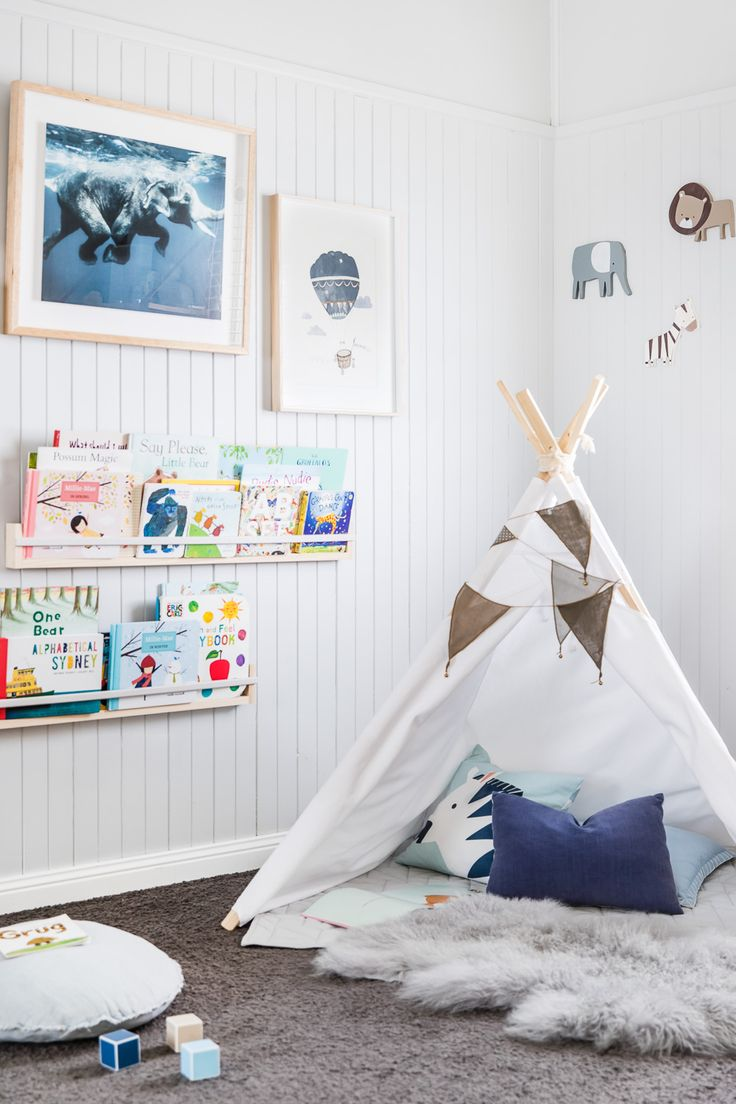 Hudson's room as featured in Adore Magazine. Photography by Nikki To and styling by Alice Stephenson.