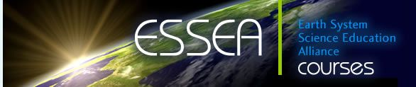 NOAA Resources.  New ESSEA modules for K-12 teachers that focus on NOAA ocean and climate science and data.