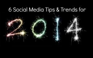 6 Social Media Trends That Will Impact YOU in 2014 image Social Media Trends 2014: Years Eve, Happy New Years, 2013, Social Media, New Years Resolutions, Blog, Happynewyear, New Year'S Resolutions, Years 2014